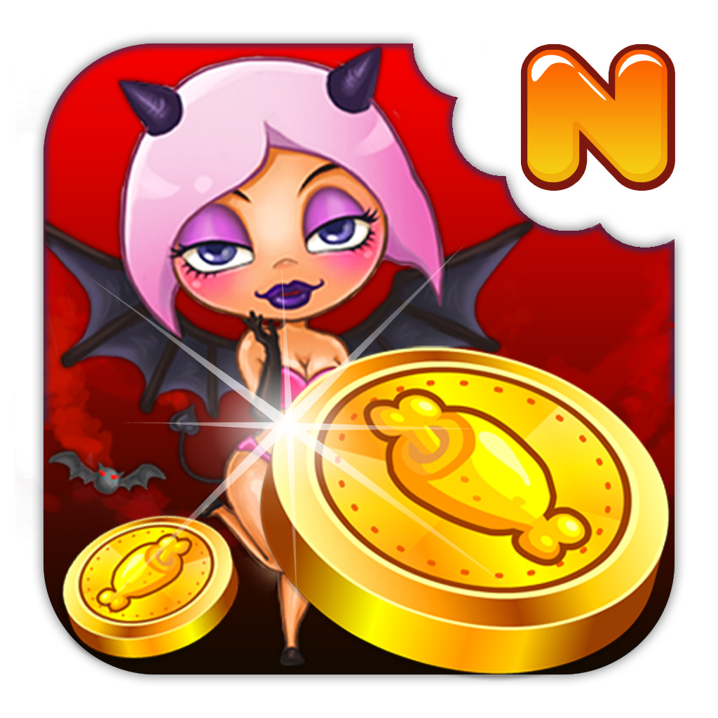 Coin Blast:Monster by Nomnomnom icon