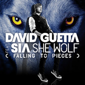 David Guetta - She Wolf (Falling to Pieces) [feat. Sia] ilustración